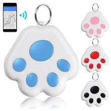 Hond Gps Tracker Anti-Verloren Alarm Draadloze Bluetooth Locator Tracer Voor Pet Hond Kat Kids Auto Portemonnee Sleutel kraag Accessoires