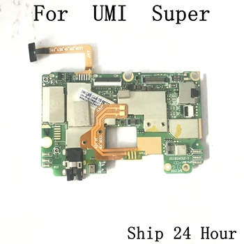 "Used Mainboard 4G RAM+32G ROM Motherboard for UMI Super MTK6755 Octa Core 5.5"" FHD 1920x1080Smartphone"
