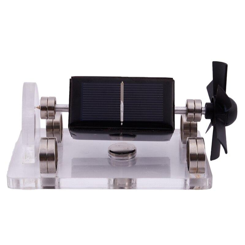 Lber modelo de levitação netic solar levitando