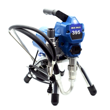 Charhs 395 Airless Paint Sprayer Machine 1100W with spray gun  Suit for Renovation Team Painter
