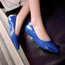 Ladies Pointed Toe Flats Multi Color Boat Shoes Bling  Flats Shoes  Shoes Women 2021 Ladies Shoes  Leather Flats