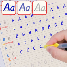 New 3D Copybook For Calligraphy Books For Kids Word Children's Book Handwriting Children writing Learning English Practice Book