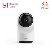 YI Kami cámara IP inteligente para interior 1080P, vigilancia de seguridad, seguimiento de movimiento, Audio bidireccional, modo de privacidad, 6 meses, Nube gratuita
