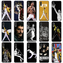 Freddie Mercury Queen band Rock and roll music Soft Silicone Phone Case for huawei honor 9x pro 8x 10 20 10 lite 20 pro(China)