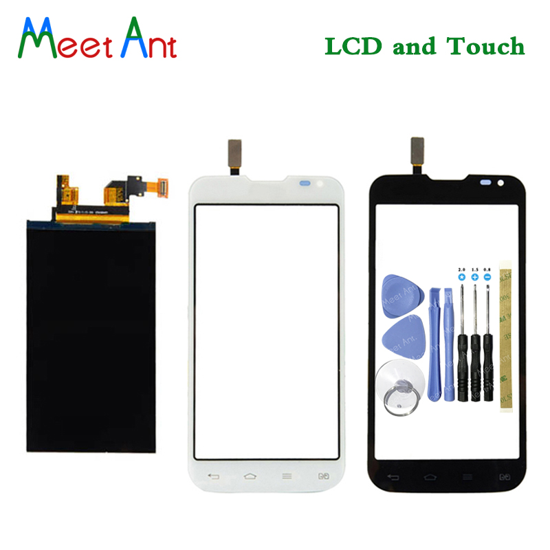 New High Quality 4.7'' For LG L90 D410 Dual Card Lcd Display With Touch Screen Digitizer Sensor