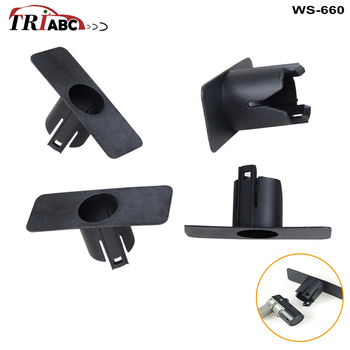 PDC Parking Sensor Holder Support For VW EOS Passat Polo Touran E53 E60 E38 E39 E46 X3 X5 E64 Peugeot 307 Benz W245 CITROEN C4 9653139777 parking sensor pdc for peugeot 307 hatchback 3a 3c break 3e cc convertible 3b 308 sw 3h estate citroen c8 anti radar
