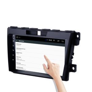 2 din Car Radio Stereo WIFI GPS Navigation Multimedia Player For Mazda Cx-7 cx7 cx 7 2008 2009 2010 2011 2012 2013 2014 2015
