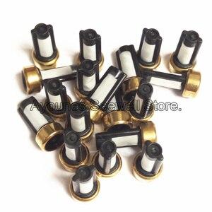 Image 2 - 500 pezzi iniettore carburante filtro ASNU03C 11001 formato 12*6*3mm auto pezzi di ricambio microfiltro misura per bosch iniettore di riparazione (AY F101)