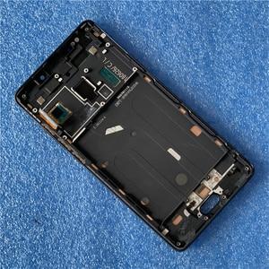 """Image 5 - 5.7 """"oryginalna Amoled dla Xiaomi uwaga 2 Mi uwaga 2 Axisinternational ekran wyświetlacz LCD + Digitizer Panel dotykowy rama dla Mi Note 2"""