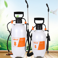 Household water spray kettle the flowers sterilization disinfection gardening single shoulder pressure type household watering