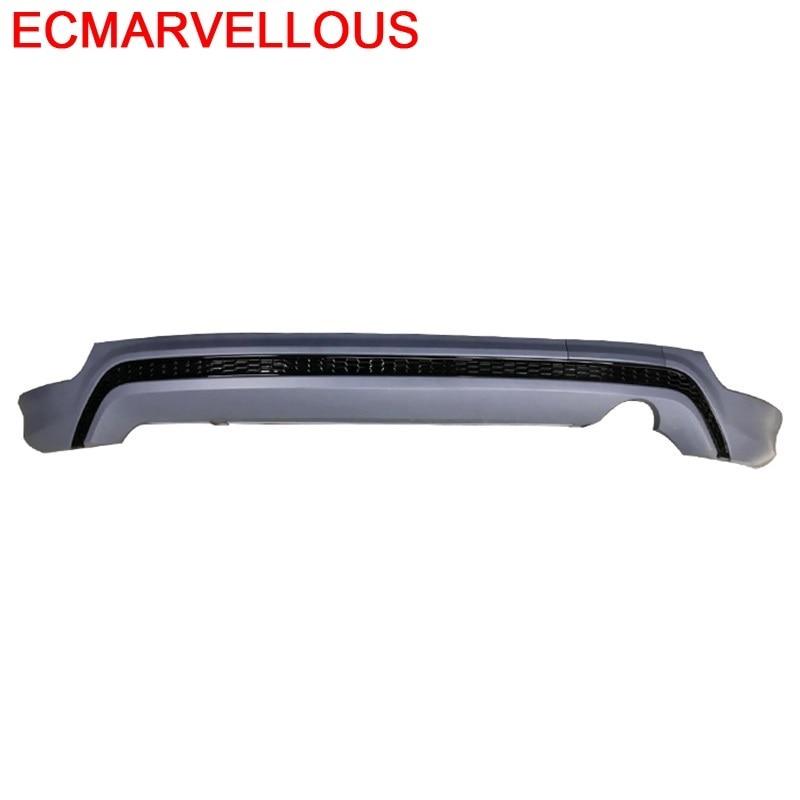 Lábio dianteiro Modificado Decoração Do Carro tuning Estilo Difusor Traseiro protetor Bumpers 09 10 11 12 13 14 15 16 17 18 PARA Ford Focus