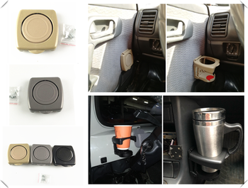 folding car cup holder auto supplies modeling Beverage rack for BMW 760Li 320d 135i 335is Scooter Gran E36 F30 image