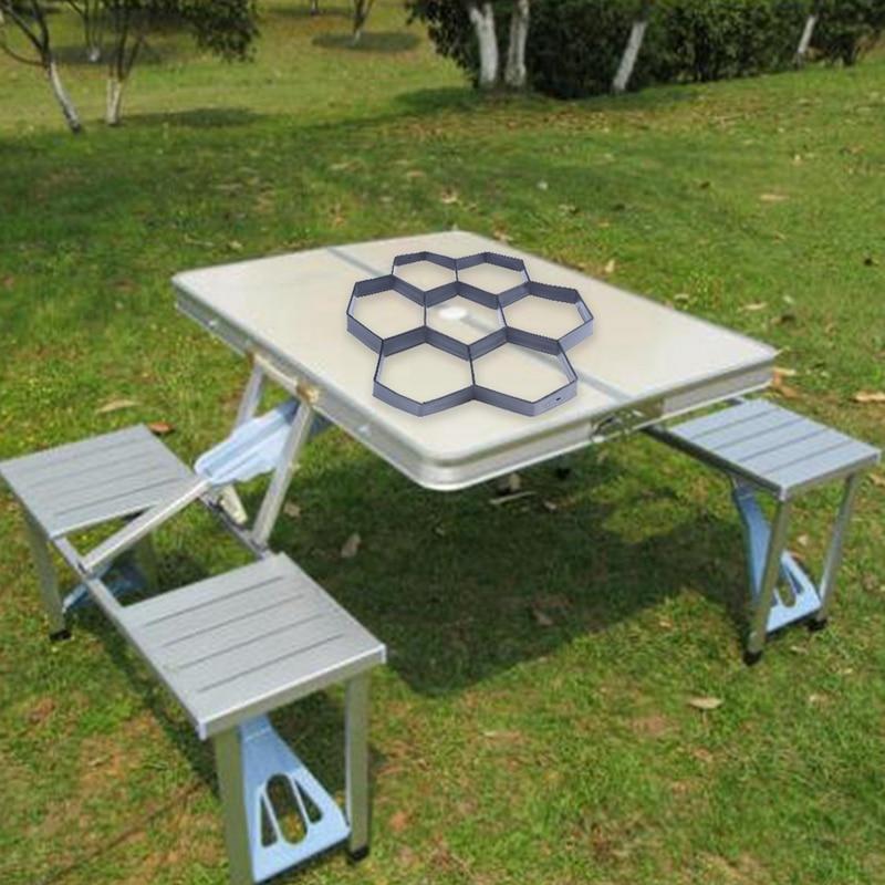 cheapest Floor Path Maker Mould Concrete Mold Reusable DIY Paving Durable for Garden Lawn HYD88