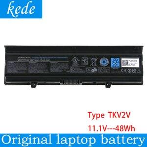 kede Original New Replacement Laptop Battery For dell Inspiron 14V 14VR M4010 N4020 N4020D N4030 N4030D TKV2V ( 11.1V 48Wh )
