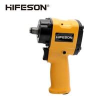 HIFESON 1/2 Mini Pneumatic Impact Wrench Car Repairing Impact Wrench Tools Auto Spanners 7500 R.P.M