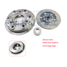 Single-Stage-Clutch Sn250/sn254 Driven-Disc-And-Release-Bearing Engine Brand with