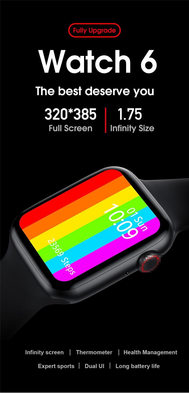 LEMFO W26 Smart Watch 1