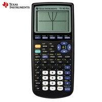 Nueva calculadora de gráficos de Ti 83 más ¡promoción de ventas! calculadora portátil de 10 Led texas instruments handheld calculatorsgraphing calculator -