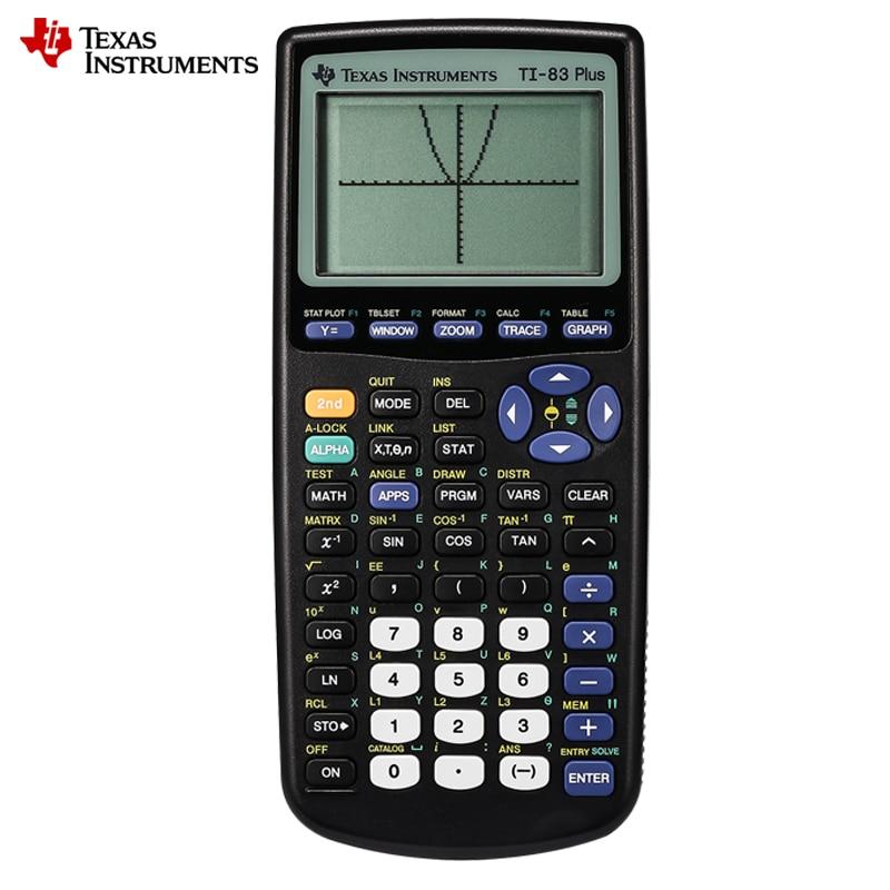 TI-83 Plus Graphing Calculator Texas Instruments TI83 Graphic