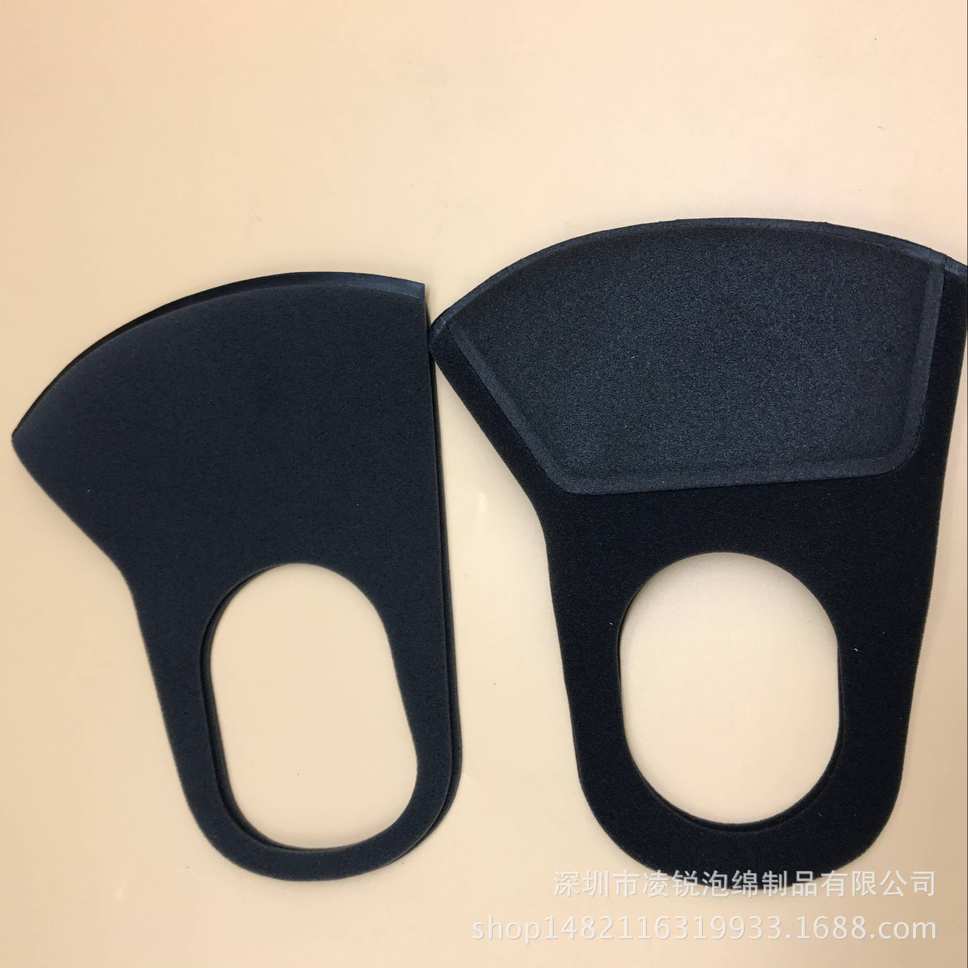 Factory Currently Available Wholesale Haze-resistant Mask Industrial Dust Respirator Sponge Face Mask Activated Carbon Gauze Mas