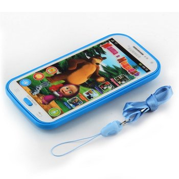 Multifunction Baby Mobile Phone Simulator Music Phone Touch Screen Children Toy Learning & Education Model Russian Language advanced vacuum delivery simulator midwifery training model accouchement model