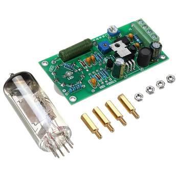 6E2 tubo amplificador tablero DC12V reemplazo EM81 fluorescente Tuning Indicator Amplifier 6E2 Drive Accessory