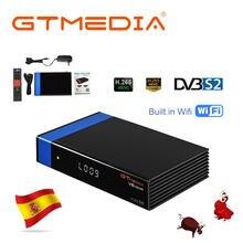 Лучший спутниковый ТВ приемник gtmedia v8 nova blue с поддержкой