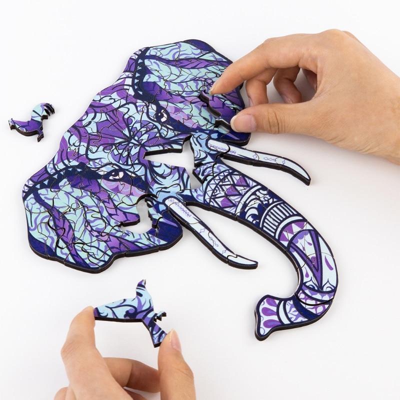 quebra cabeca de descompressao facil montagem artesanato arte 04