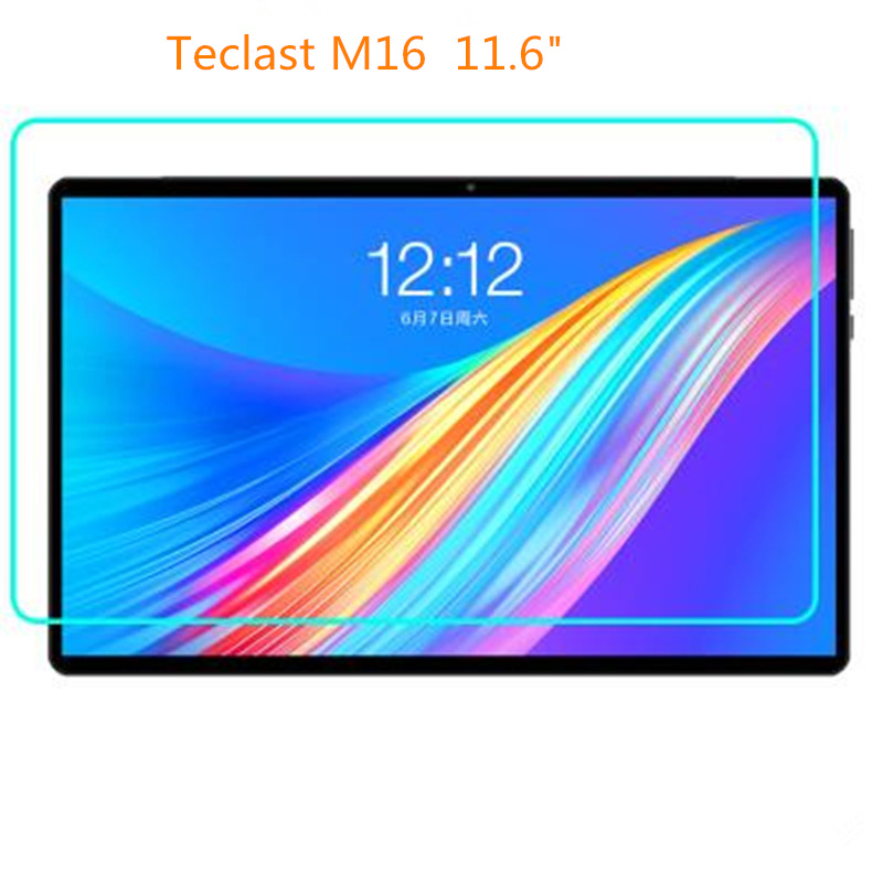 Tempered Glass Screen Protector for Teclast M16 11.6'' Screen Protector film For TeclasM16 11.6 inch|Tablet Screen Protectors| |  - title=