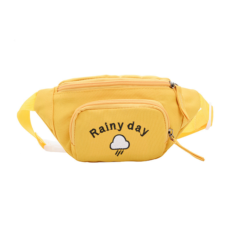 Korean Version Of The Mini Messenger Bag Fashion Boys And Girls Personalized Pockets 2019 New Back To School