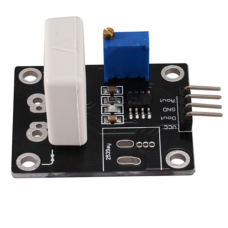 1PCS WCS1800 Hall Current Sensor 35A Short Over-Current Detector Protection Module