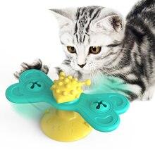 Забавная игрушка для кошек устройство натирания игрушки домашних
