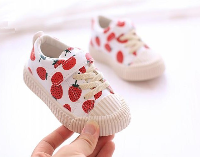 1-3 Years Old Boys Baby Shoes Spring And Autumn Soft-soled Non-slip Toddler Shoes Girls Leather Shoes