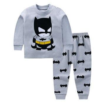 0-24M Baby Clothing Sets Autumn Baby boys Clothes Infant Cotton Girls Clothes 2pcs newborn baby Underwear Kids Clothes Set