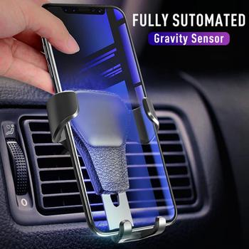 Hot 360 Universal Gravity Car Mount Air Vent Holder Stand For Cell Phone GPS image
