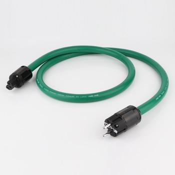 Hi-end Mcintosh 2328 power line HIFI EU version Power Cable schuko audio AC power supply connector cable cord