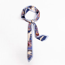2021 luxury brand design GG ladies square scarf warm shawl and silk wrapped ladies printed scarf WJ10003