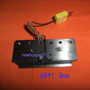 Image 2 - 68*1,3mm 48*1,3mm ACF Tab Cof Bindung Kopf für LCD TV Bildschirm Reparatur Maschine Heißer presse cutter kopf