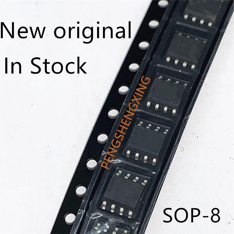 10 шт./лот AT24C02BN-SH-T AT24C02 02B1 02B 1 SOP8 новый оригинальный пятно Лидер продаж