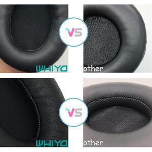 Image 5 - Whiyo 1 Pair of DIY Replacement EarPads for Parrot ZIK 1.0 1 by Philippe Headphones Cushion Ear pad Cups Earmuffes Cover Sleeve
