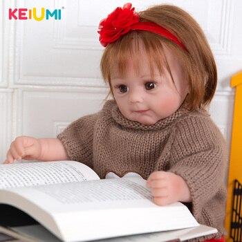 Кукла-младенец KEIUMI 20D11-C592-H55-S42-H162 2
