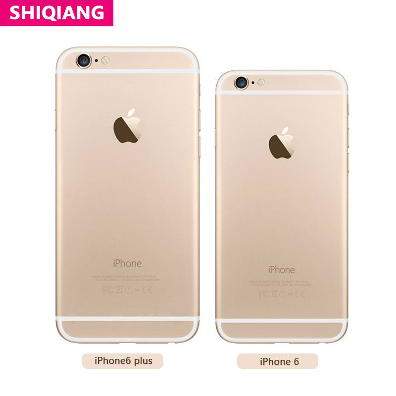 Used Original Unlocked Apple iPhone 6/6plus Smartphone 16/64/128GB ROM 4G LTE 4.7/5.5
