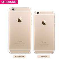 Kullanılan orijinal Unlocked Apple iPhone 6/6plus Smartphone 16/64/128GB ROM 4G LTE 4.7/5.5