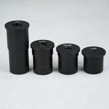 Оптические Биологические микроскопы окуляр Huygens 23,2 мм Интерфейс монтажный размер 5X 10X 12.5X 16X окуляры объектива Huygens