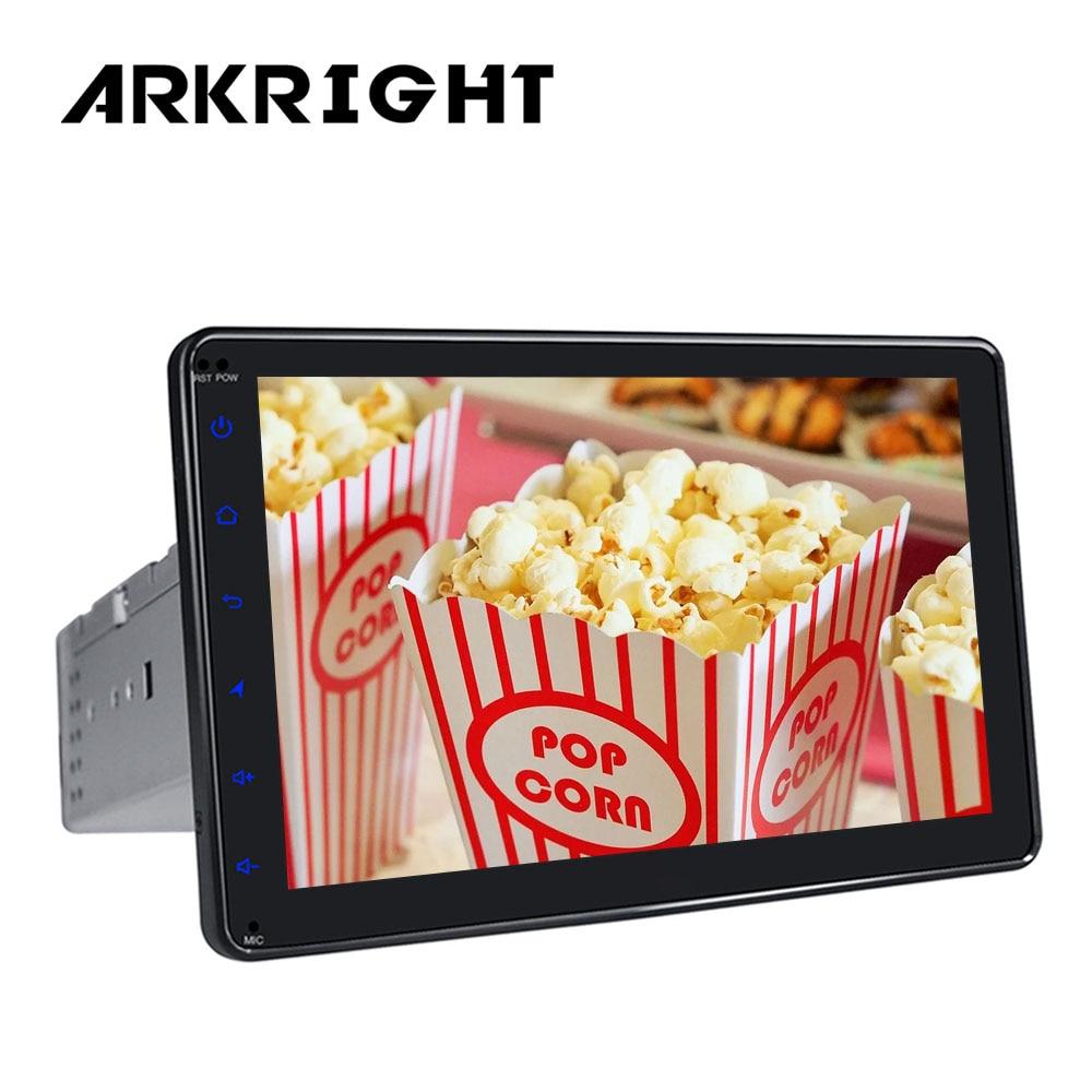8 дюймов 1din Android 8,1 автомобильное радио стерео 4G SIM карта DSP зеркальное соединение Авторадио мультимедийный плеер gps Wifi камера заднего вида DVR