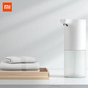 Image 4 - במלאי Xiaomi Mijia אוטומטי אינדוקציה קצף יד מכונת כביסה אוטומטי מתקן לסבון סבון 0.25s אינפרא אדום חיישן חכם בית