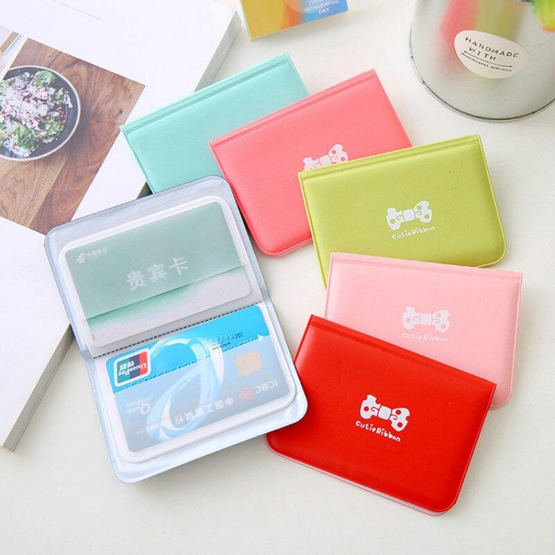 Набор карт с галстуком-бабочкой, держатель для кредитных карт, женские визитки, держатель для паспорта, 12 бит, искусственная кожа