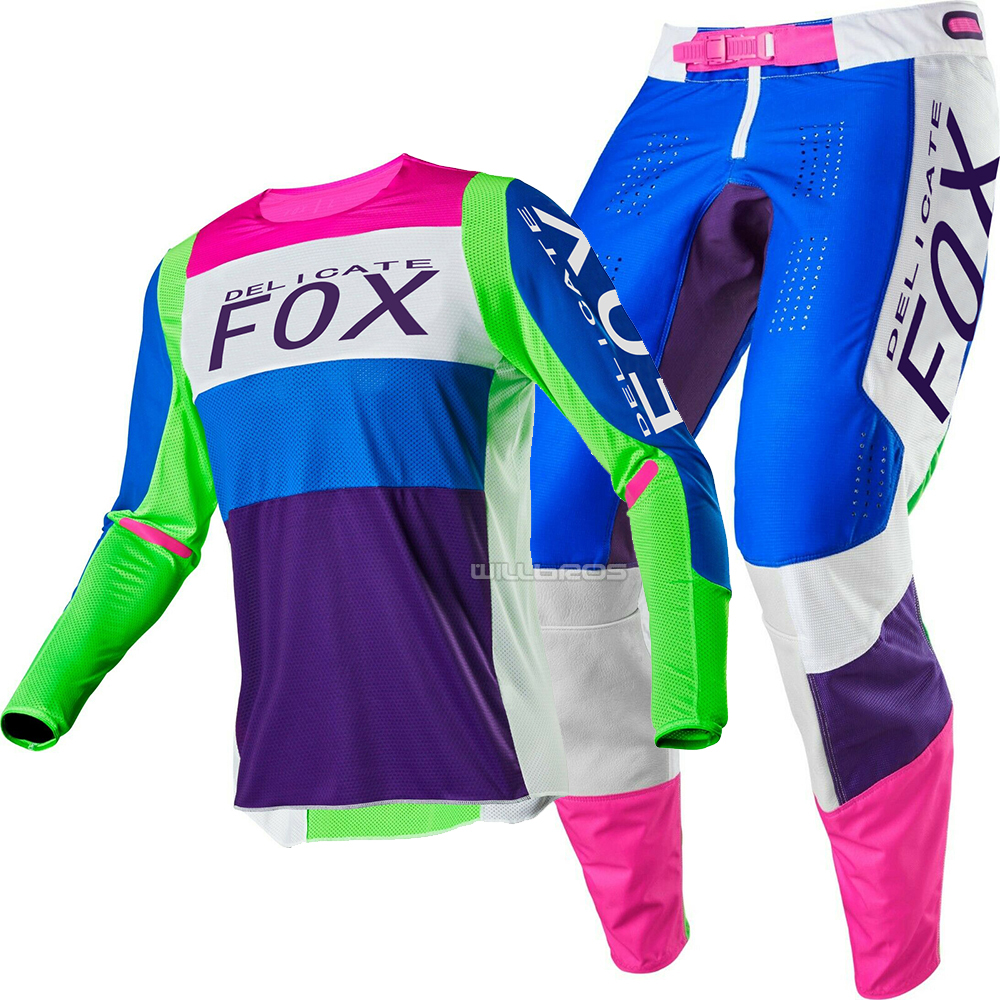 Motocross Dirtbike MX ATV Riding Gear 2016 Fox Racing Legion Offroad Jersey