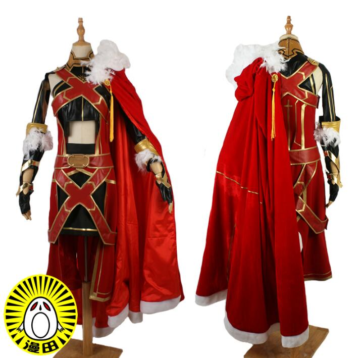 Ensembles sur mesure destin/Grand ordre FGO Alexander le Grand Costume de Cosplay