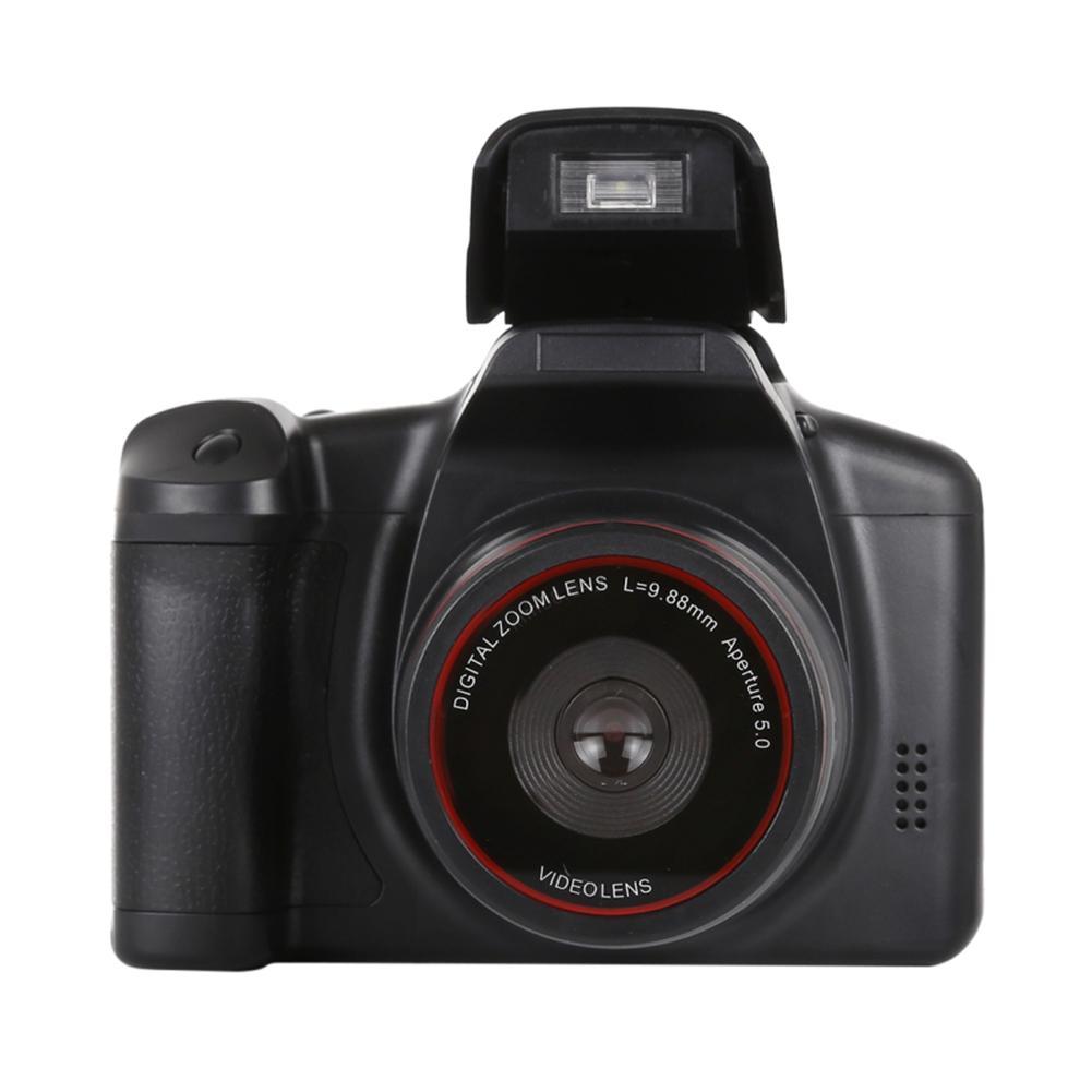 Цифровая видеокамера s HD 1080P, профессиональная портативная камера с 16-кратным цифровым зумом и защитой от тряски